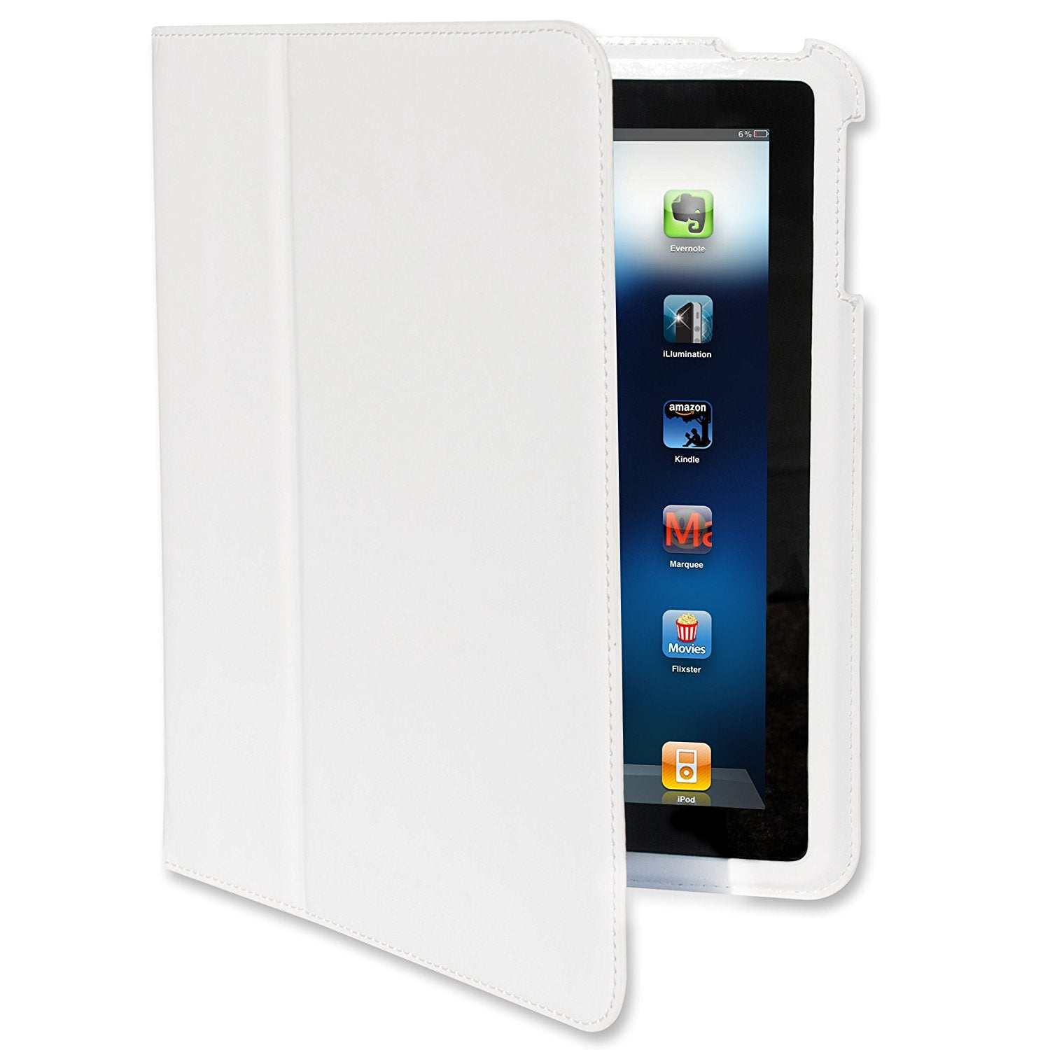 Hard Candy Convertible iPad 2 White