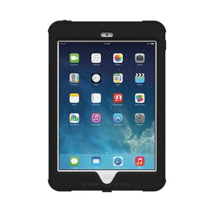 Trident Case Kraken AMS iPad Mini Retina - Black | BaRRiL