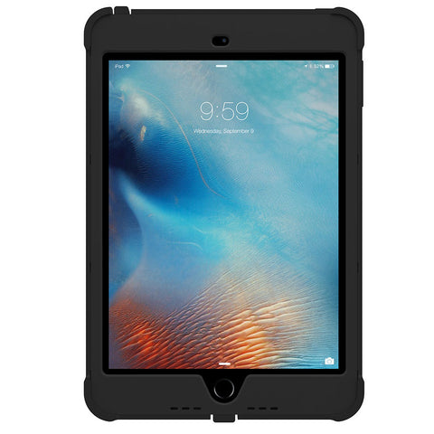 Cyclops Case with Sliding Stand for Apple iPad mini 4 - Black, Accessories, Trident Case, BaRRiL - BaRRiL