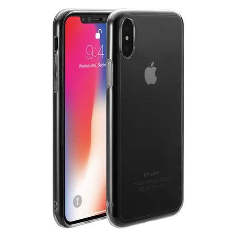 Moshi Airfoil Glass iPhone X Clear  | BaRRiL