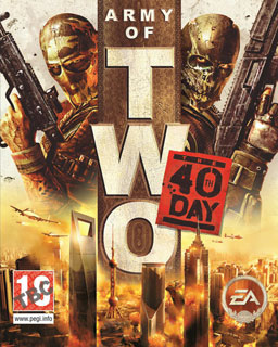 Army Of Two: The 40Th Day, Games, Electronic Arts, BaRRiL - BaRRiL