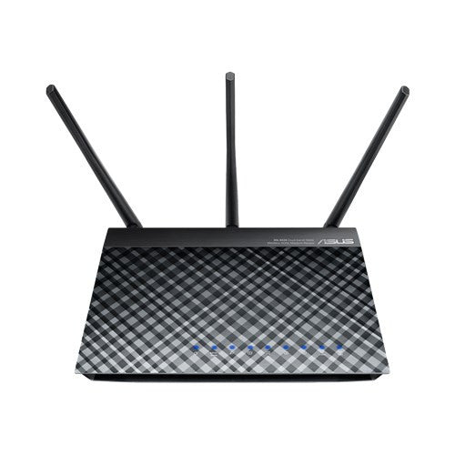 Asus Dual-Band Wireless-N600 Gigabit Adsl Modem Router, Networking, Asus, BaRRiL - BaRRiL