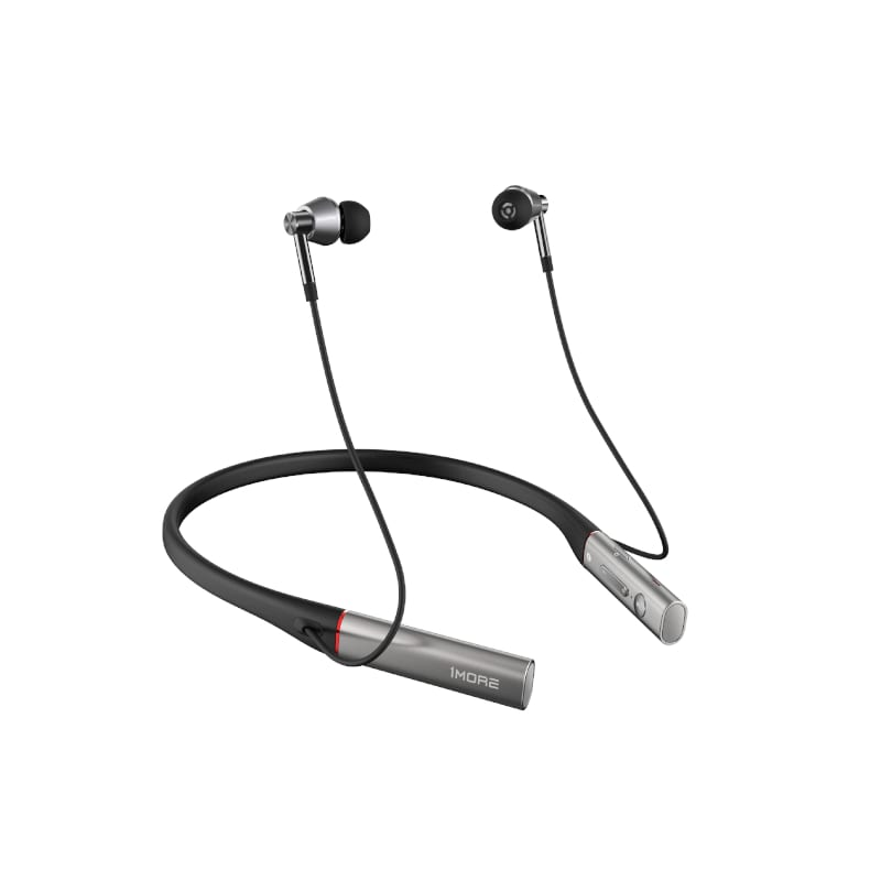 1MORE HiFi E1001BT Triple Driver Hi-Res Certified BT LDAC In-Ear Headphones - Silver