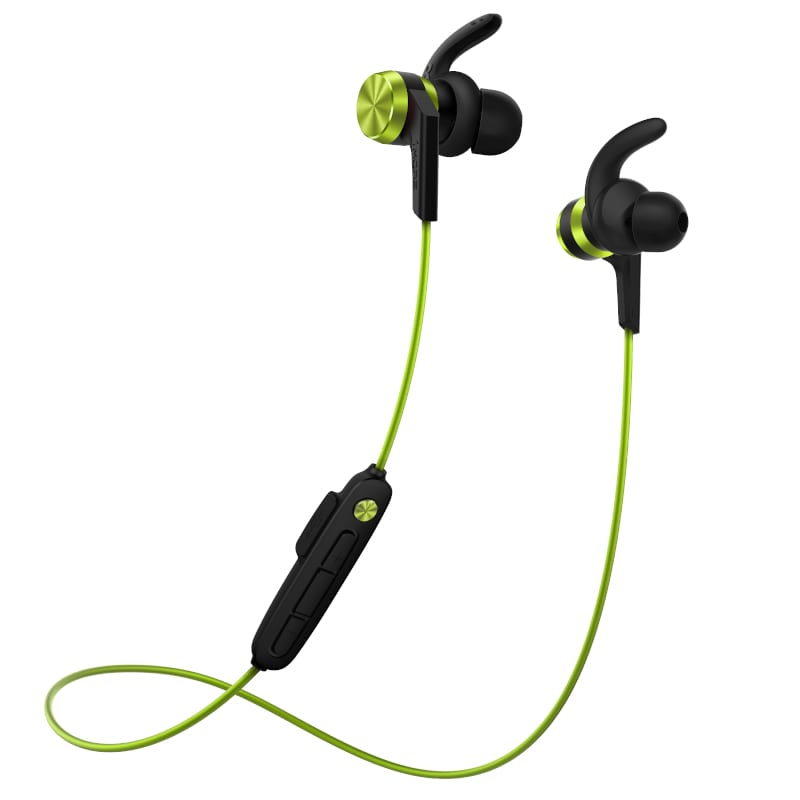 1MORE Fitness E1018BT iBFree Sport IPX6 Water Resistant BT In-Ear Headphones - Green