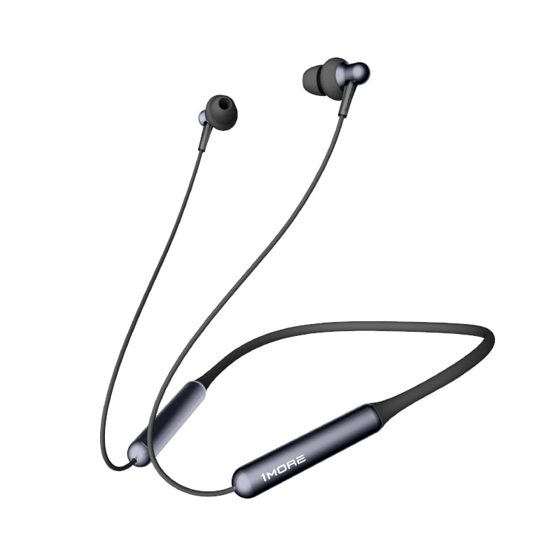 1MORE Stylish E1024BT Dual Driver Bluetooth In-Ear Headphones - Black