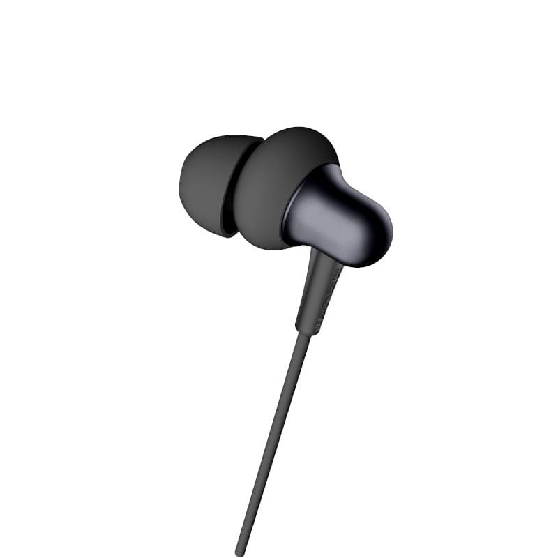 1MORE Stylish E1025 Dual-Dynamic Driver 3.5mm In-Ear Headphones - Black