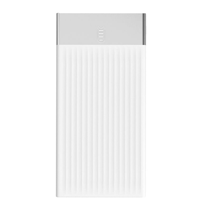 ORICO K10P 10000mAh 18W QC3.0 3 Port Power Bank - White