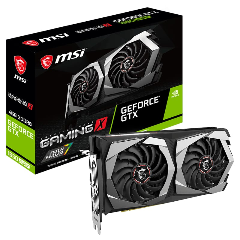 Msi Gf Gtx 1650 4 Gb Gddr6 128 Bit Ml