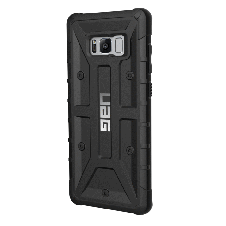 UAG Pathfinder Case - Galaxy S8+ Black | BaRRiL