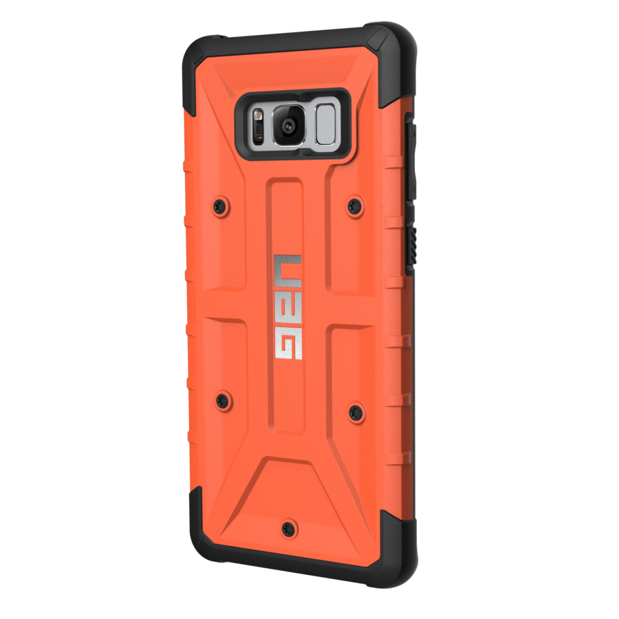 UAG Pathfinder Case - Galaxy S8+ Rust | BaRRiL