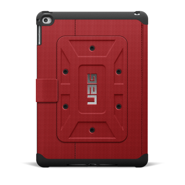 Urban Armor Gear Rugged Folio Case For Ipad Air 2