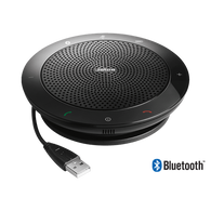 BaRRiL Take your conference room anywhere with this portable speakerphone.