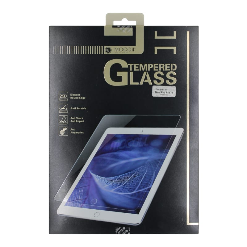 Mocoll 2.5 D 9 H Hardness 0.33mm 11 I Pad Pro Clear