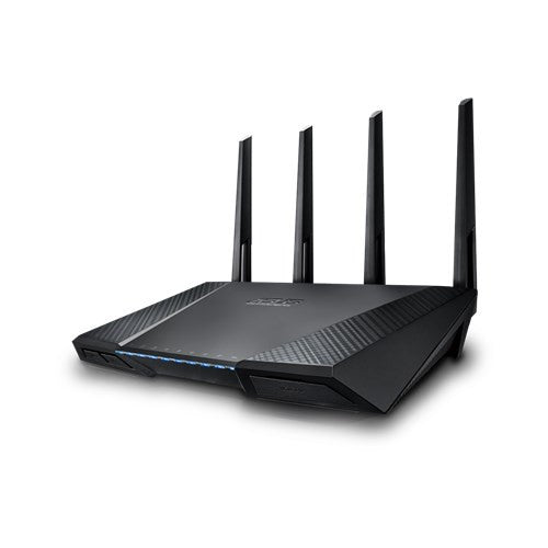 Asus Ac2400 Dual-Band Gigabit Wireless Router, Networking, ASUS Networking, BaRRiL - BaRRiL