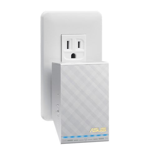 Asus Rp-Ac52 Dual-Band Wireless-Ac750 Range Extender, Networking, ASUS Networking, BaRRiL - BaRRiL