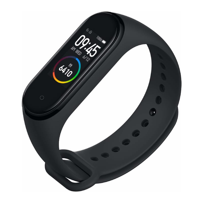 Xiaomi Mi Smart Band 4 Android And I Os Fitness Watch Black