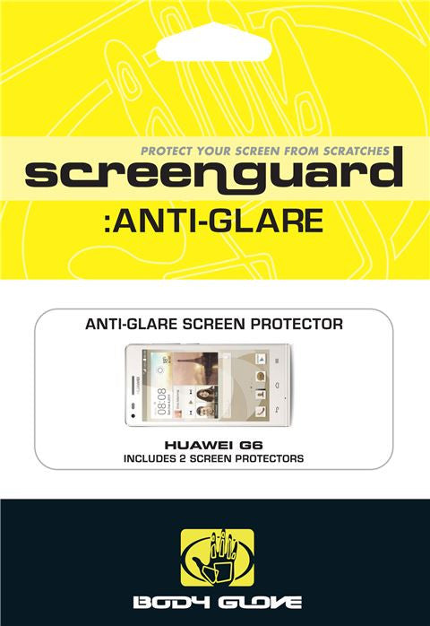 Body Glove Antiglare Screen Guards Huawei G6 Anti Glare, Accessories, Body Glove, BaRRiL - BaRRiL