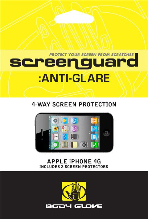 Body Glove Antiglare Screen Guards Iphone 4G Anti Glare, Accessories, Body Glove, BaRRiL - BaRRiL
