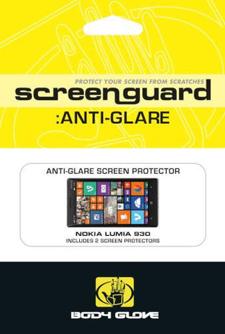 Body Glove Antiglare Screen Guards Lumia 930, Accessories, Body Glove, BaRRiL - BaRRiL