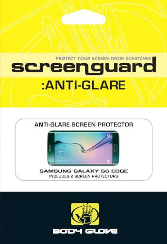 Body Glove Antiglare Screen Guards Galaxy S6 Edge 2 X Pack Anti Glare, Accessories, Body Glove, BaRRiL - BaRRiL