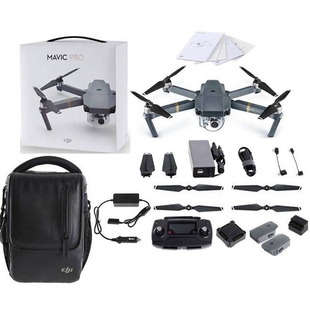 DJI Mavic Pro Fly More Combo  | BaRRiL