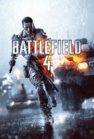 Battlefield 4, Games, Electronic Arts, BaRRiL - BaRRiL