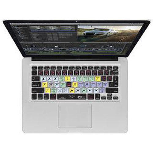 KB Covers Final Cut Pro X For Mb Unibody