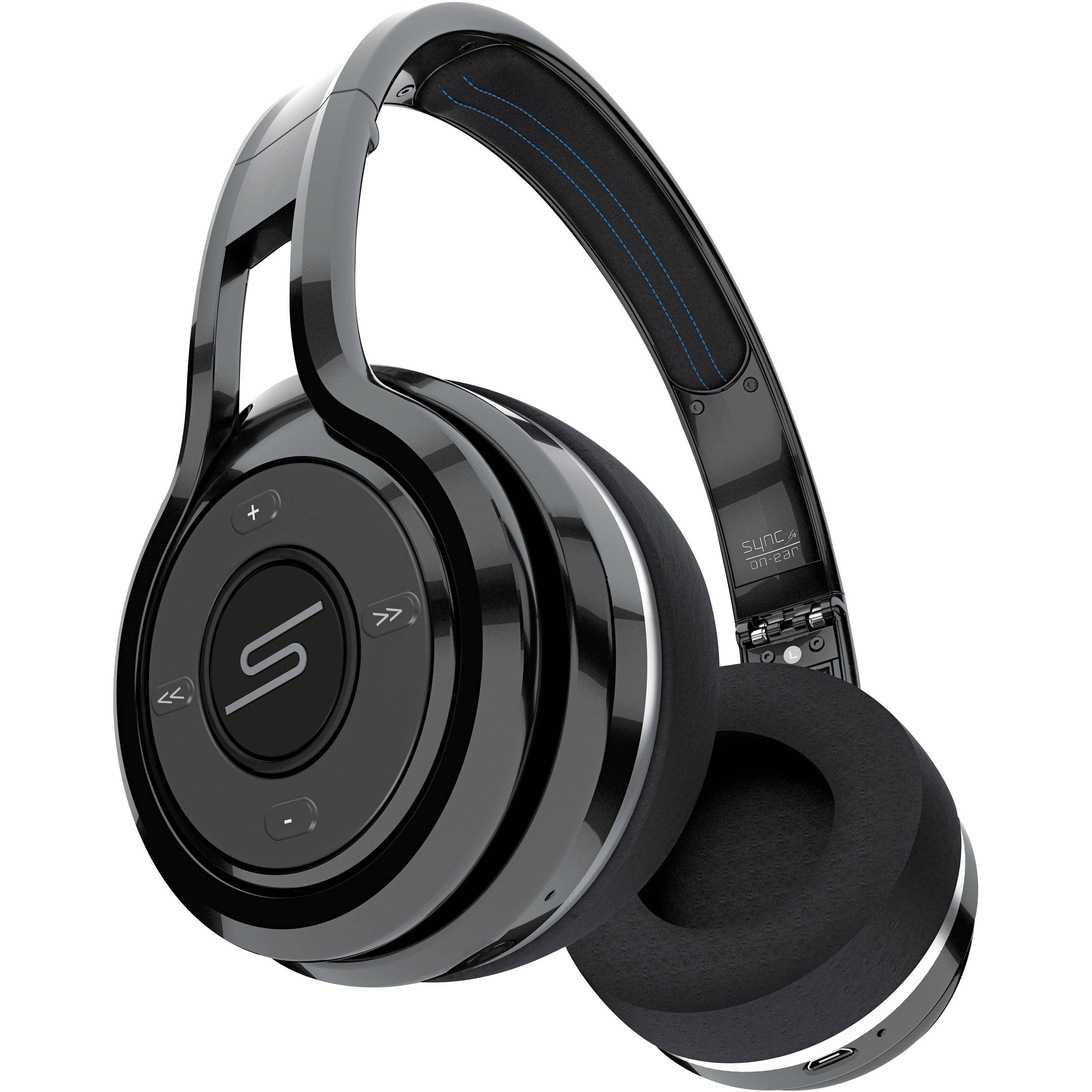 SMS Audio SYNC by 50 On-Ear Wireless Headphones - BaRRiL