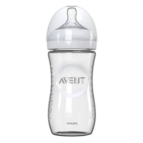 Natural Zuigfles Glas 240 ml Avent