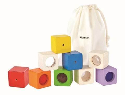 Activity Blocks - Plan Toys