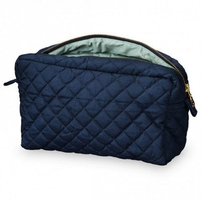 Mommy Toiletzak/Beauty Purse Donkerblauw CamCam