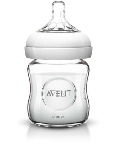 Natural Zuigfles Glas 120 ml Avent