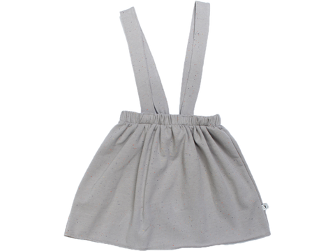 Icecream Bandits Overall Dress Jade Grey