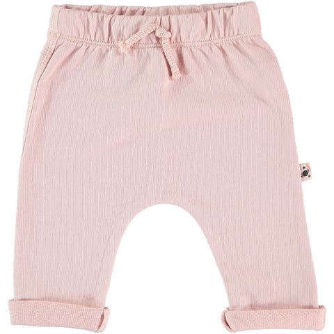 Trousers Minimal - Soft Pink - My Little Cozmo