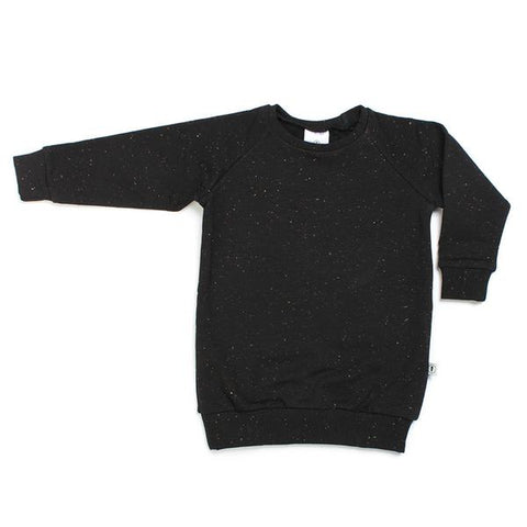 Icecream Bandits Long Fit Sweater Black
