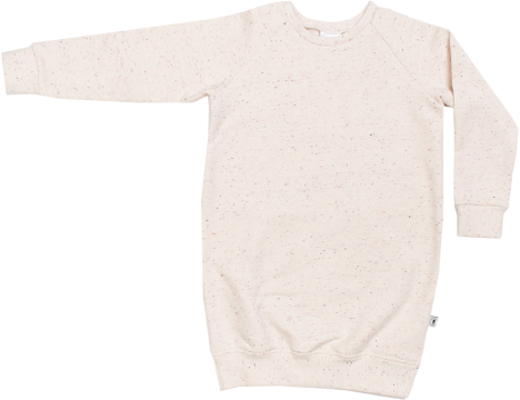 Icecream Bandits Long Fit Sweater Vanilla