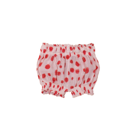 Shorts Red Dots