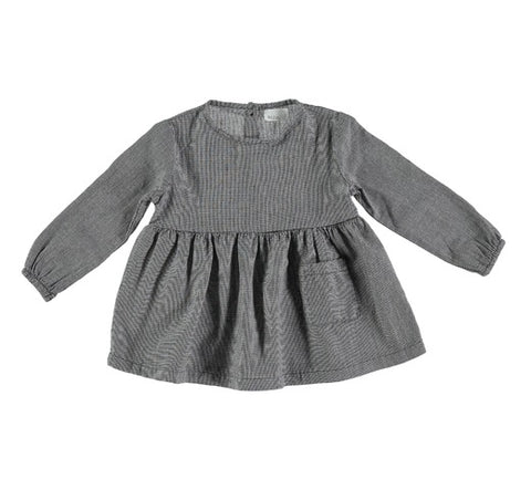 Alice Dress grey Buho Kleedje Winter