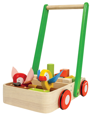 Loopwagentje - Bird Walker - Plan Toys