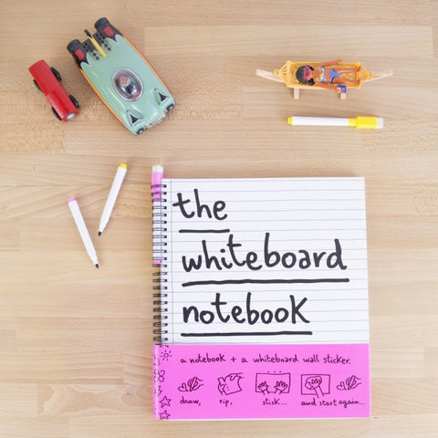 Whiteboard Notebook Chispum