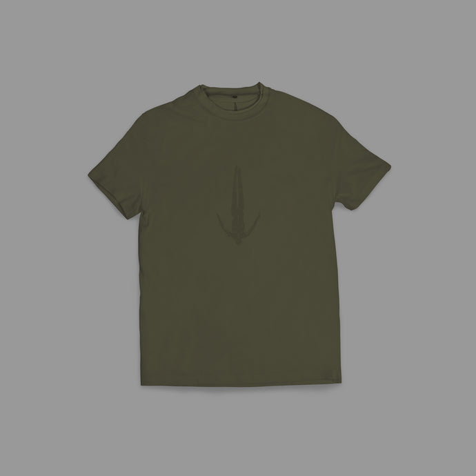 Afterlife T-Shirt Dark Green