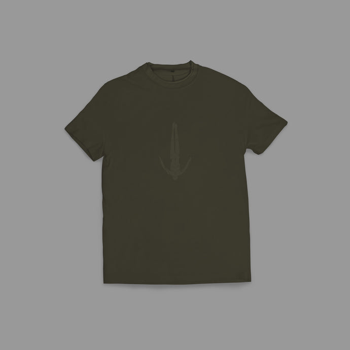 Afterlife T-Shirt Khaki
