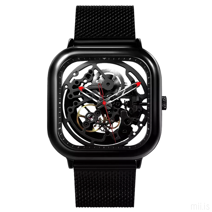 CIGA Fully Hollow Mechanical Watch