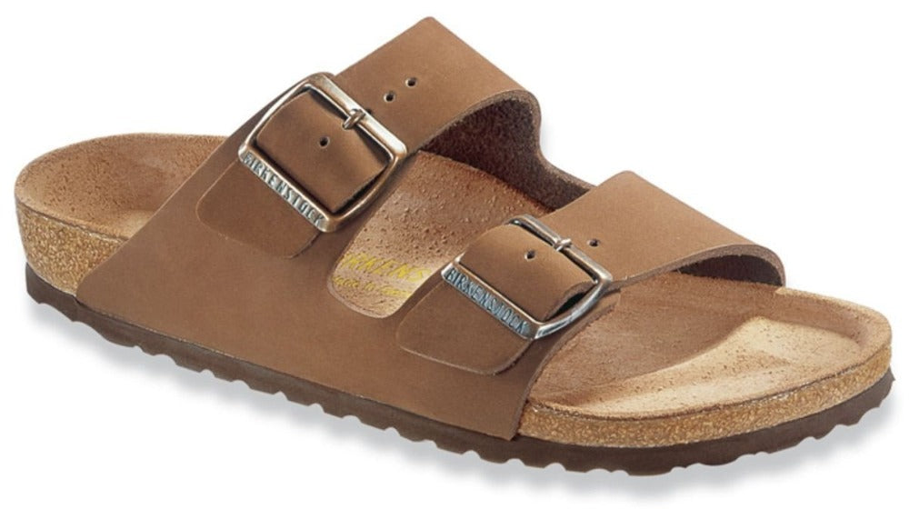 Arizona Soft - Cocoa Nubuck Leather