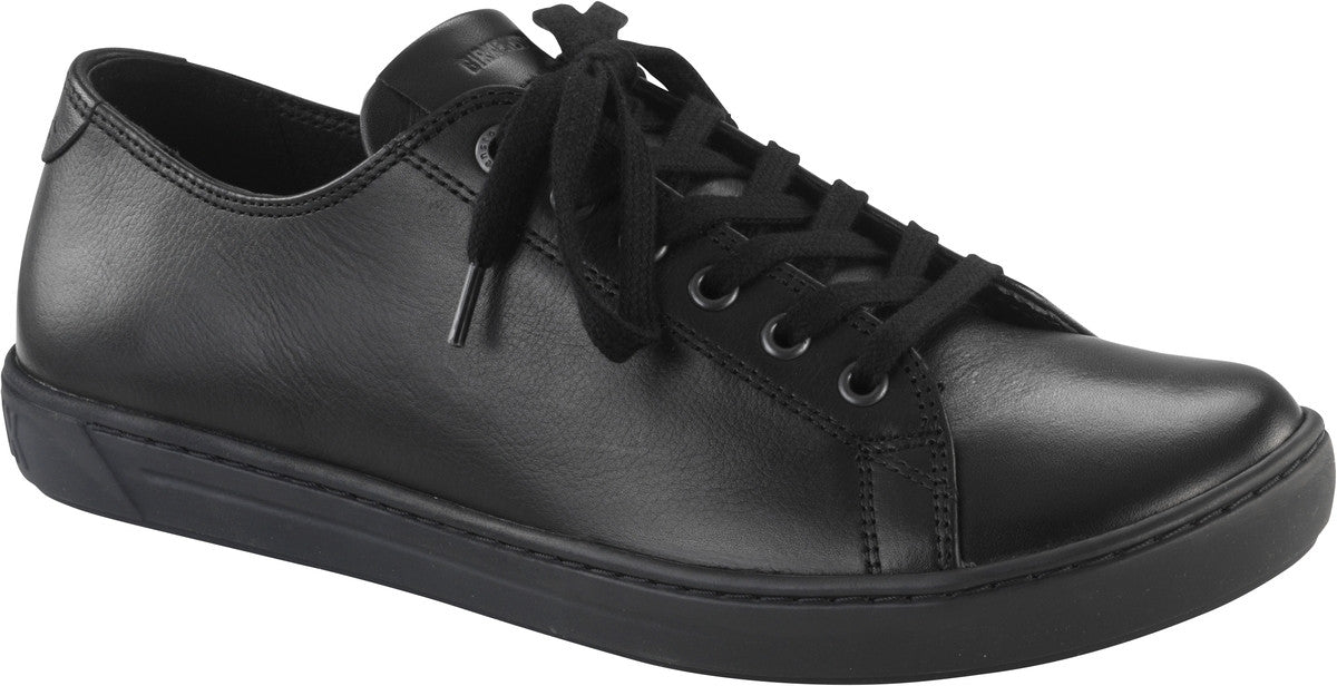 Women's Arran - Black Smooth Leather
