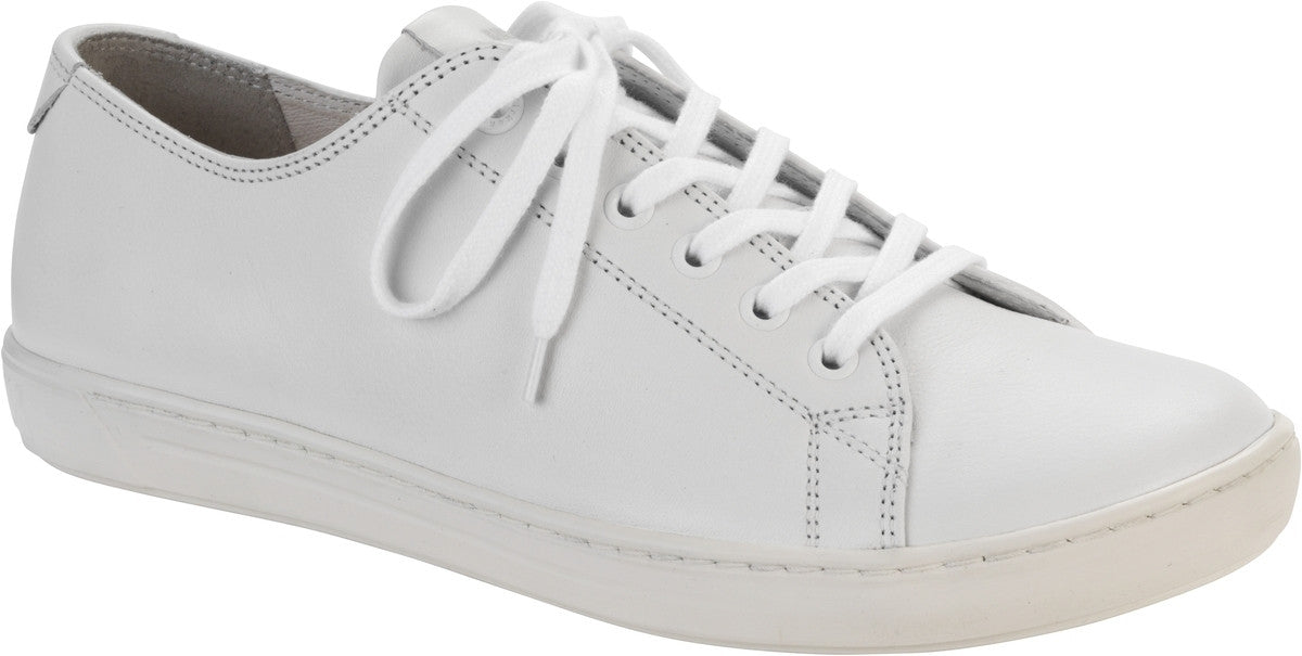 Arran - White Smooth Leather