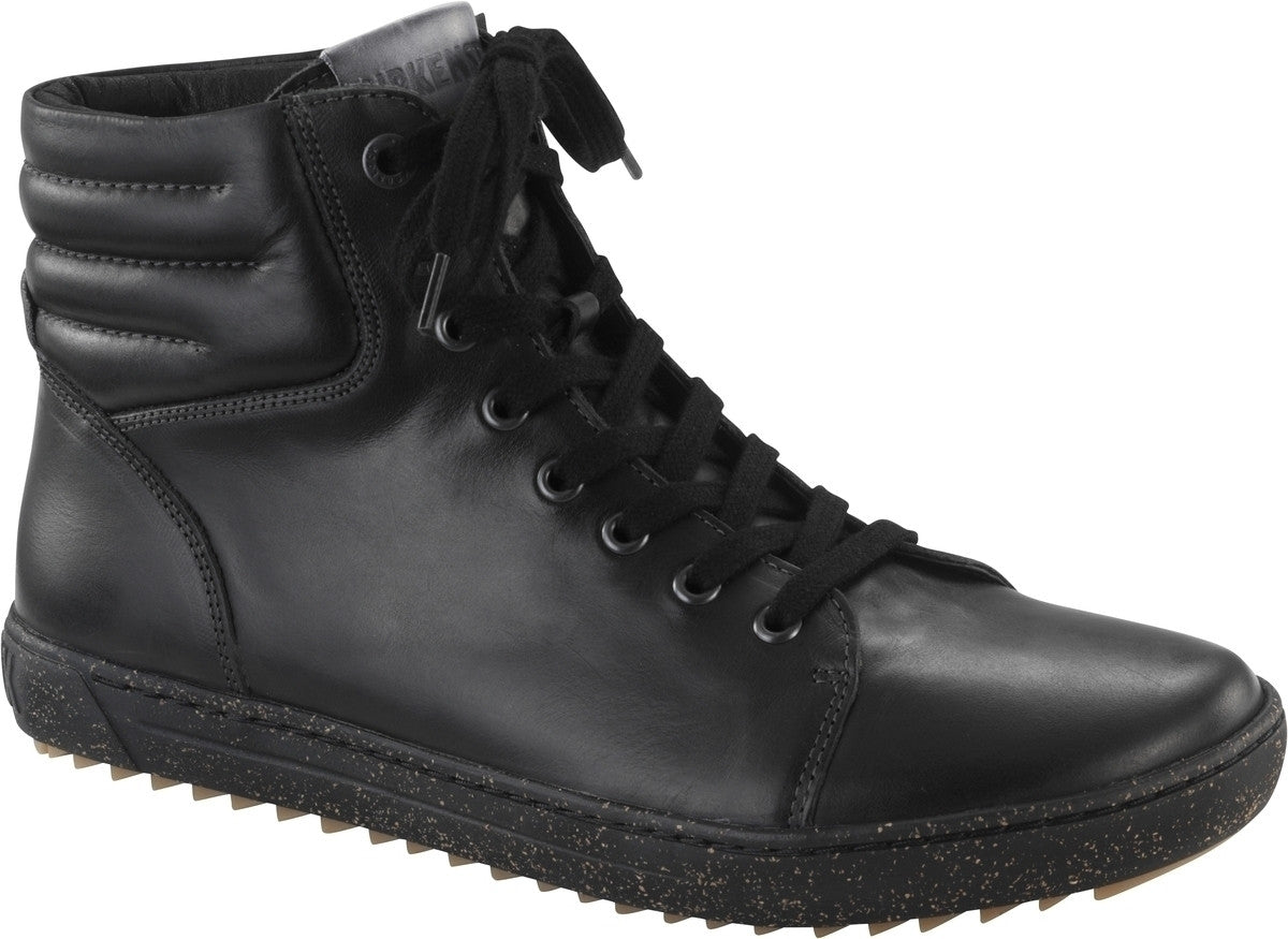 Bartlett - Black Leather Black