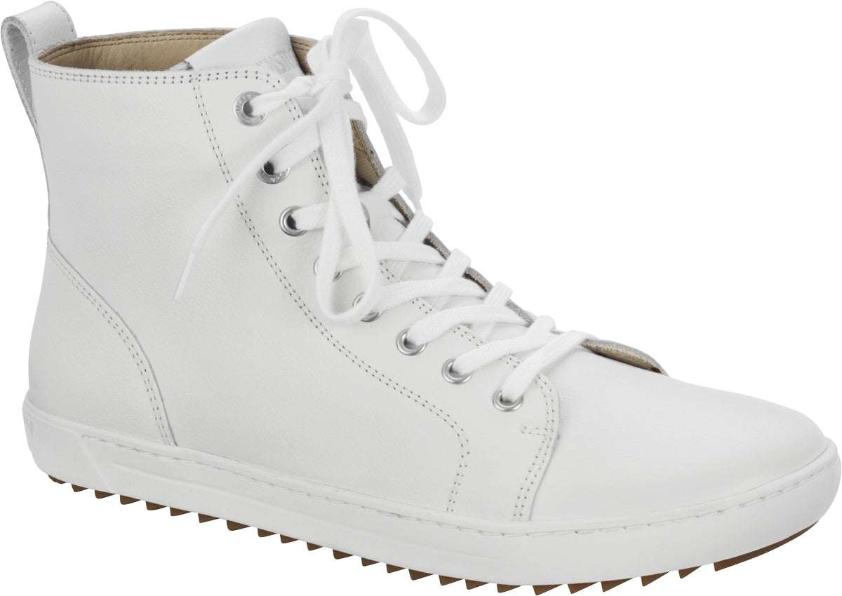 Bartlett - White Leather