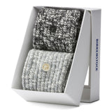 Gift Sock Box - Cotton Lycra Multi