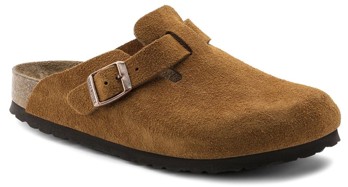 Boston Soft - Mink Suede